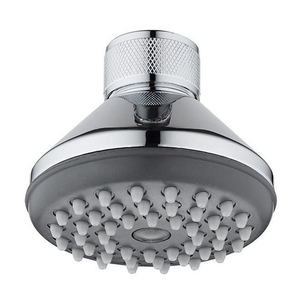 Picture of Zinc shower head with 1 jet spray