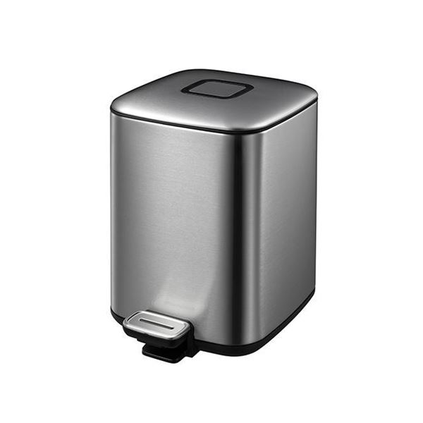 Picture of Stainless Steel Garbage Bin 5L/20L Premium