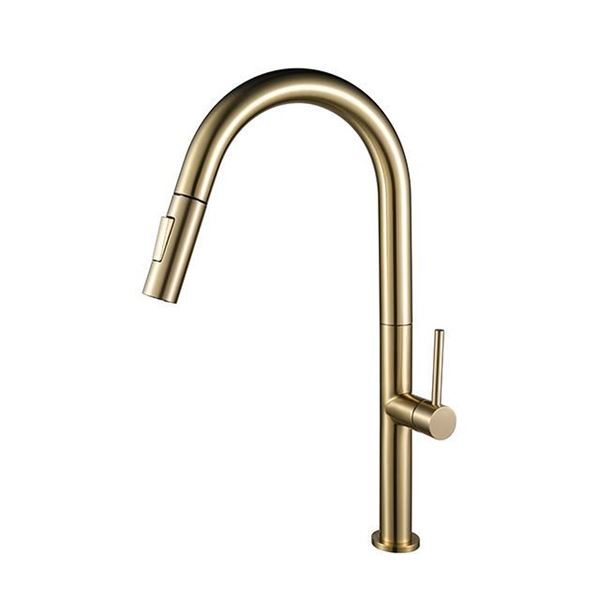 Picture of Pull Gold out sink mixer